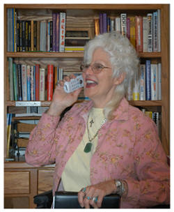 """Barbara J. """"BJ"""" Andrews - Author, Editor and Publisher"""